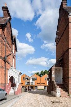 Geraghty-Taylor-Architects-LivinHOME-Woodview-Mews-view-through-Edwardian-villas
